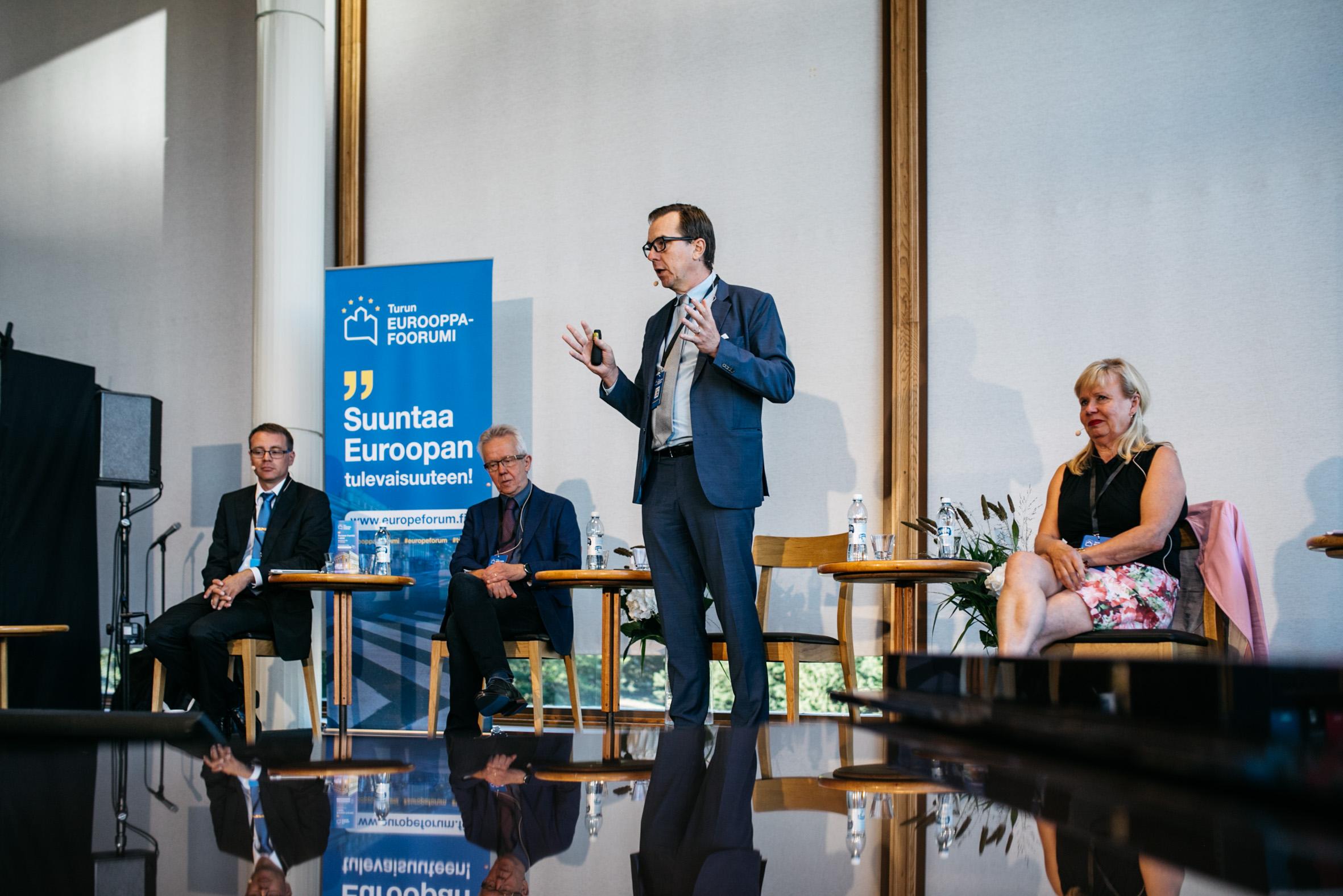 Turku Biosciece goes to Europe Forum 2020