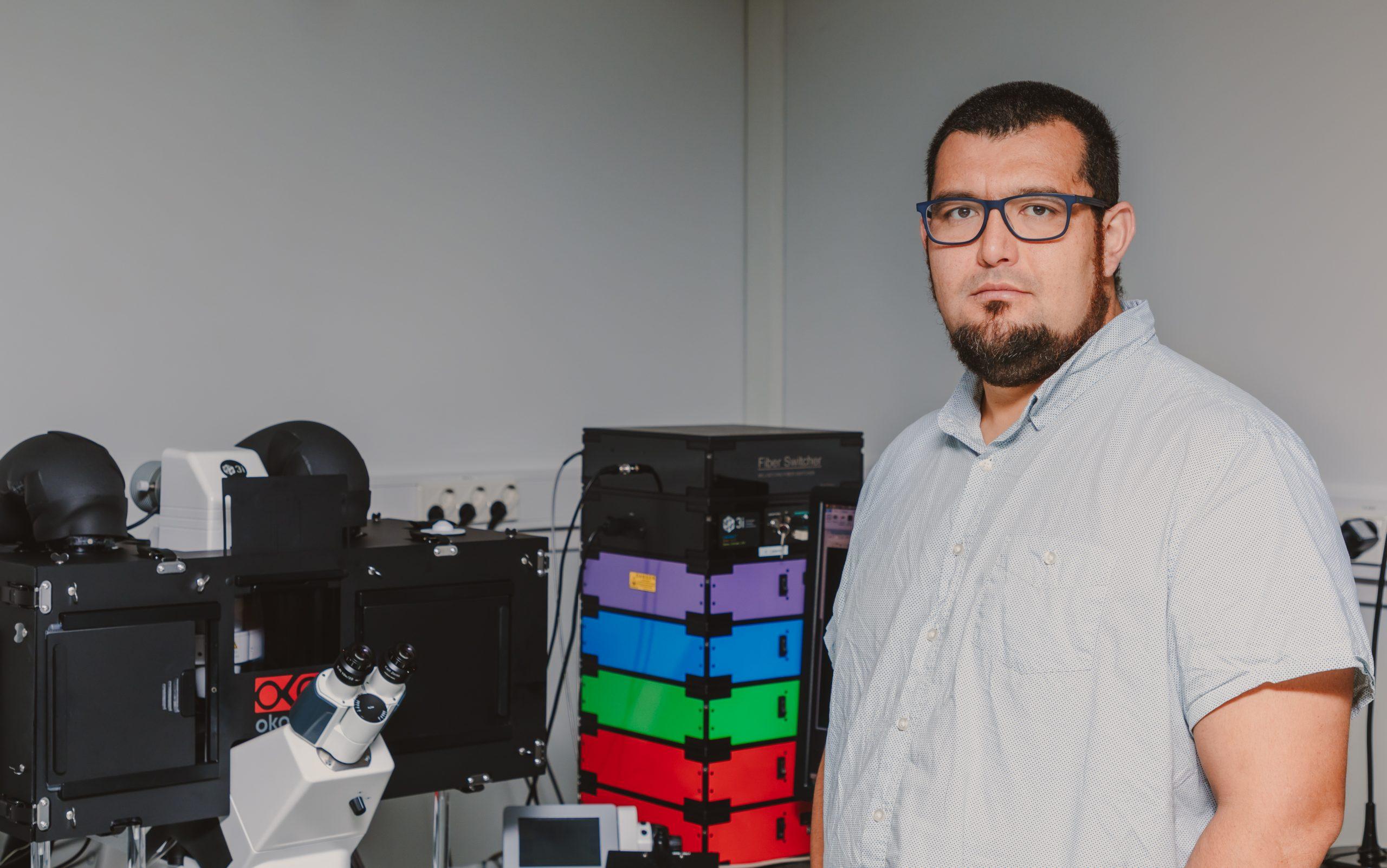 Interview: Camilo Guzmán, Manager of Finnish Advanced Light Microscopy Euro-BioImaging Node