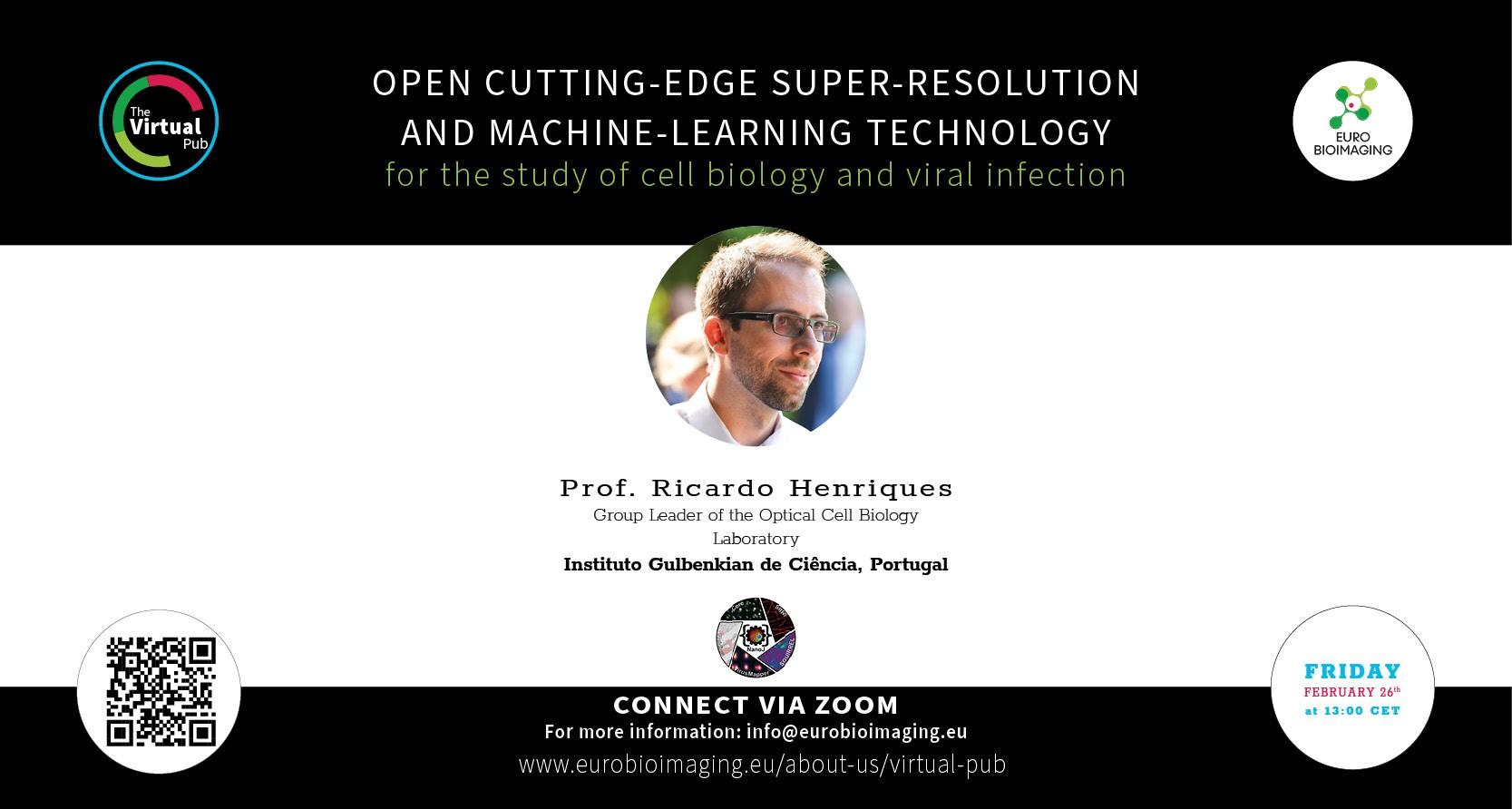 Weekly Euro-BioImaging Virtual Pub, Friday Feb 26th